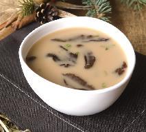 Zupa grzybowa po polsku: z kaszą [PRZEPIS+WIDEO]