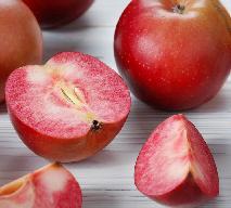 Redlove: jabłka o różowym miąższu