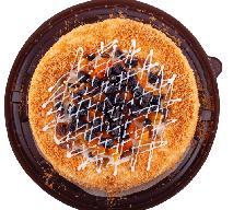 Rozkosznie kremowe ciasto z suszonymi śliwkami