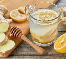 Imbir na przeziębienie: jak zrobić napój z imbiru?