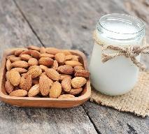 Mleko migdałowe - jak zrobić? Jakie ma właściwości zdrowotne?