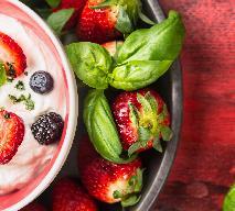 Sałatka owocowa - przepis na sałatkę na dobry sen