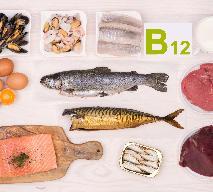 Witamina B12 - w jakich produktach spożywczych znajduje się witamina B12?