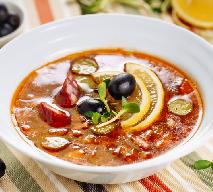 Solianka: rosyjska zupa według Magdy Gessler