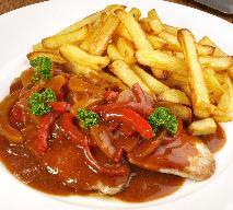 Mięciutkie kotlety wieprzowe w sosie paprykowym - smak i aromat w jednym!