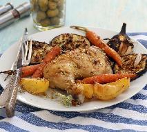 Pieczone nóżki kurczaka na majówkę-balkonówkę: łatwy przepis na marynowanego kurczaka