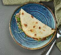 Piadine - jak przygotować włoską tortillę z kurczakiem