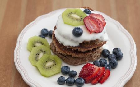 Placki owsiane - przepis na zdrowe śniadanie