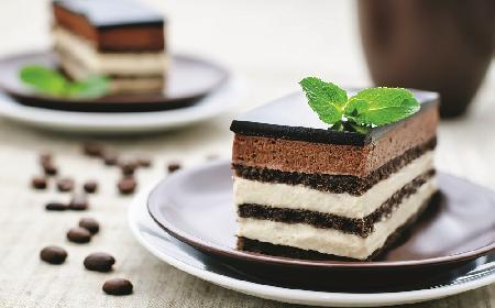 Opéra Garnier: przepis na klasyczny francuski tort