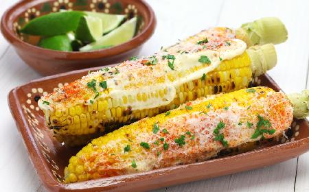 Obłędne ELOTES - grillowane kolby kukurydzy, jak z meksykańskiego food trucka