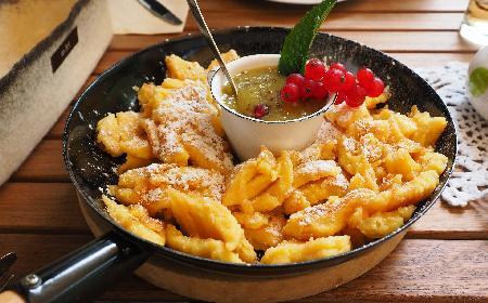 Co jeść na stoku w Austrii?