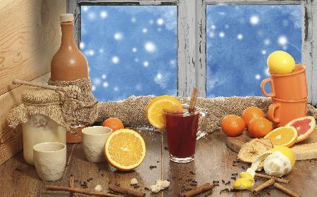 Rozgrzewająca herbata poprawiająca nastrój: przepis na jesień i zimę