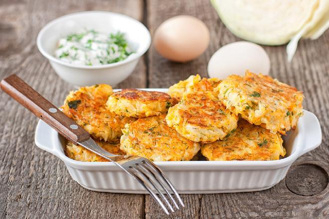 Kotlety z jajek, czyli obiad dla wegetarianina